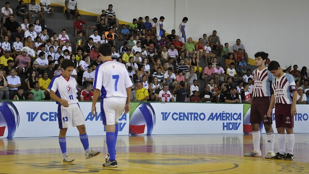 Final da Copa da Juventude Cuiabá/MT (Foto: Marcus Aurélio/Globo Esporte MT)