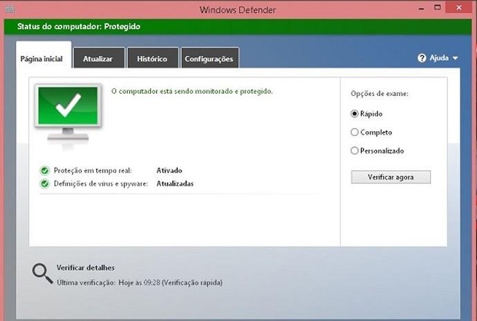 Defender, da Microsoft