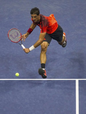 Thomaz Bellucci, US Open (Foto: Reuters)