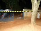 Polícia investiga se morte de mulher e atentado a professor foi por ciúmes
