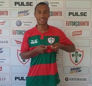 Paulinho Portuguesa (Foto: Divulgação / Portuguesa)