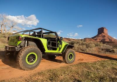 Jeep Wrangler Trailcat (Foto: Jeep)