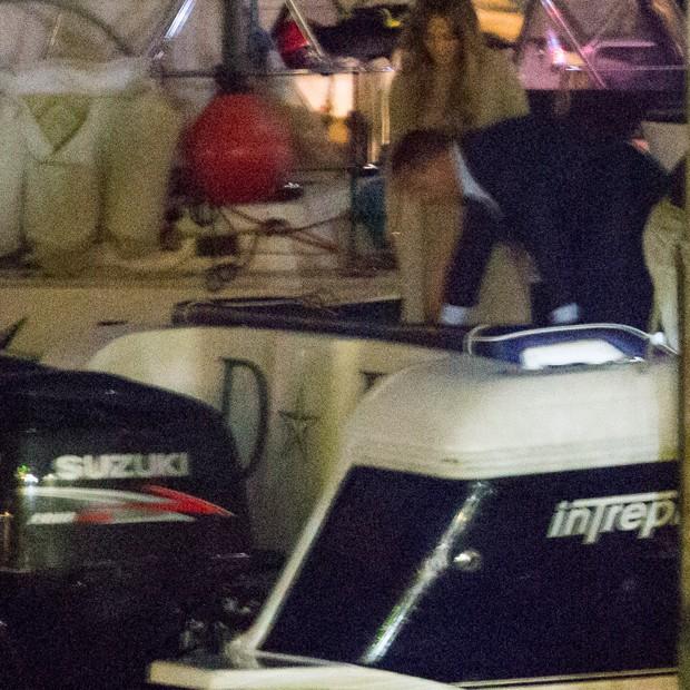 Alex Rodriguez e Jennifer Lopez (Foto: GrosbyGroup)