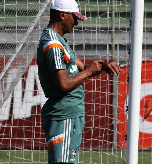 de olho no futuro (Nelson Perez/Fluminense, Divulgação)