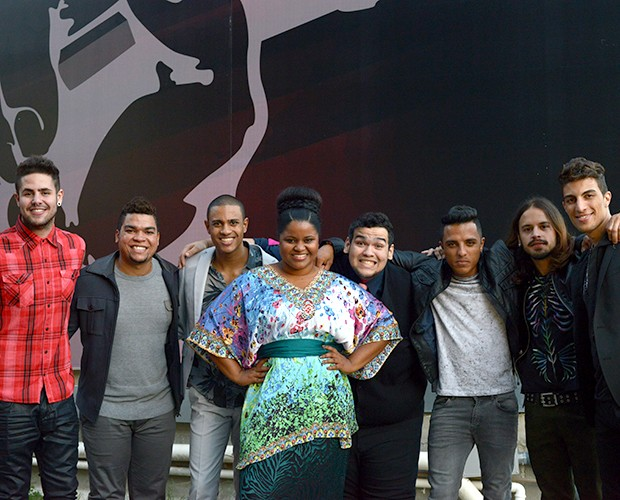 Vinheta de fim de ano da Globo vira funk na voz dessa galera (Foto: Camila Serejo/Gshow)