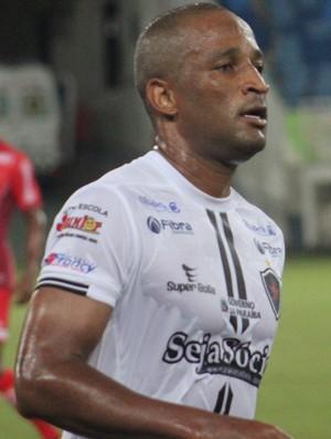 Rodrigo Silva atacante do Botafogo-PB (Foto: Fabiano de Oliveira)