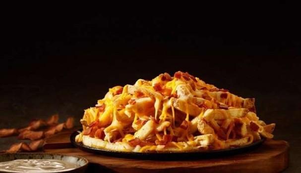 Aussie Cheese Fries (Foto: Instagram/Reprodução)