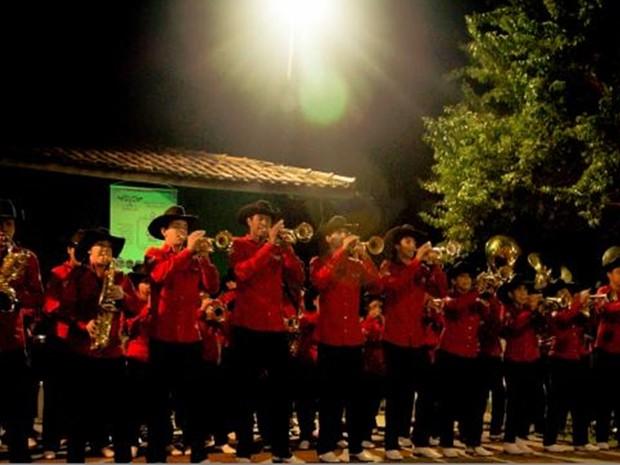 Objetivo da orquestra é valorizar cultura caipira e sertaneja na região noroeste paulista (Foto: Reprodução / Divulgação)