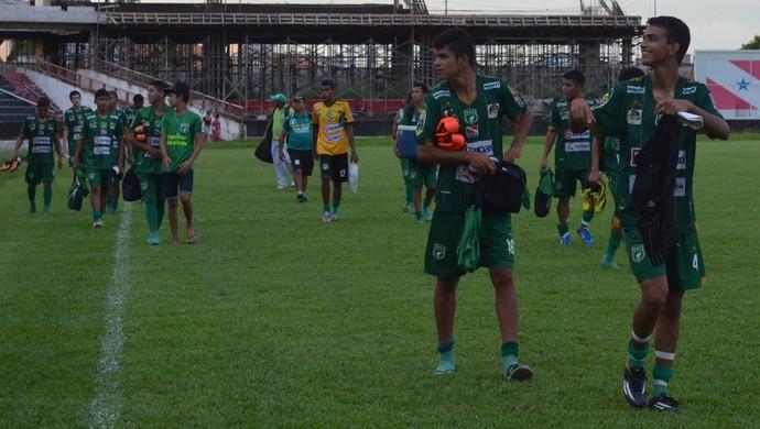 Tapajós, Campeonato Santareno sub-17 (Foto: Michael Douglas/GloboEsporte.com)