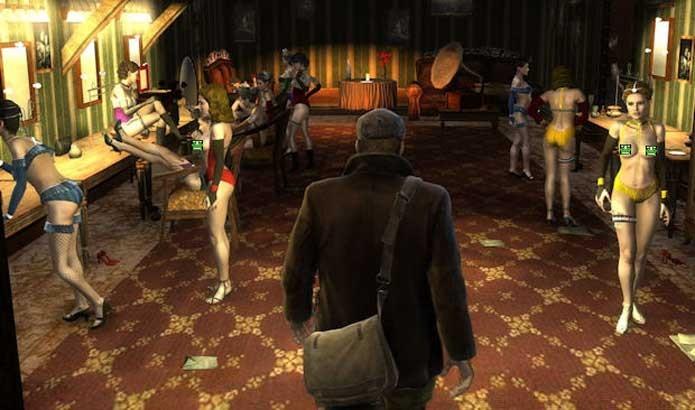 The Saboteur tem DLC que retira censura (Foto: Reprodução/Destructoid)