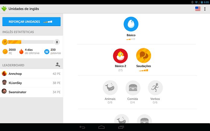 Duolingo é um serviço de tradução que está ainda melhor (Foto: Reprodução/Duolingo)
