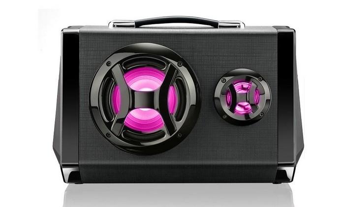 Caixa de som Multilaser SP217 (Foto: Divulgação/Multilaser)
