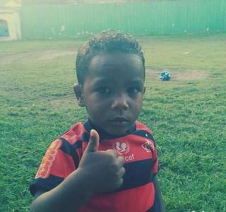 Esdras, novo filho de Mr. Catra (Foto: Divulgação/Divulgação)