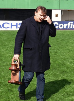 João Carlos Maringá Chapecoense (Foto: Aguante Comunicação/Chapecoense)