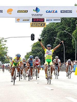 Nilceu dos Santos ciclista (Foto: Sérgio Shibuya / DIvulgação)