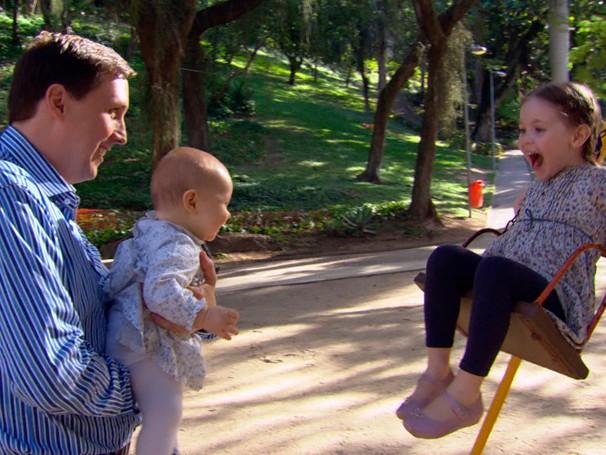 Bilinguismo infantil: como será? (Foto: Globo)