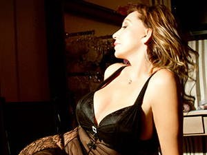 Gecilda da Silva participa frequentemente de cursos sensuais (Foto: Érika Keuffer)