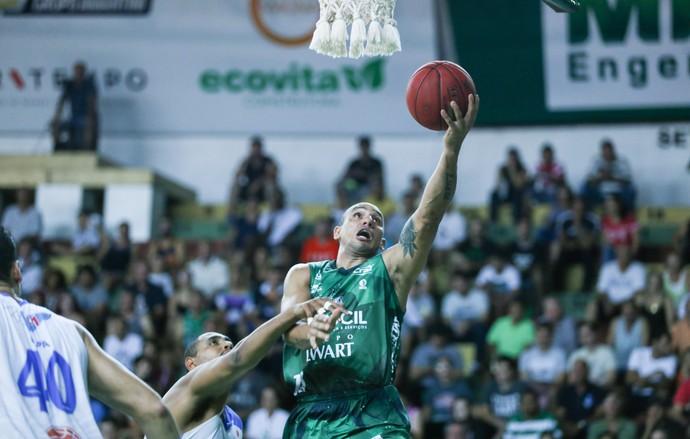 Bauru x Macaé Alex Erick (Foto: Caio Casagrande / Bauru Basket)
