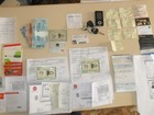 Mulher é presa com documentos falsos em agência bancária de Guará