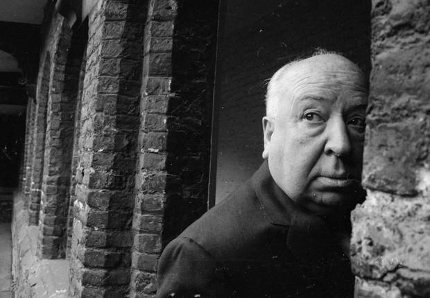 O diretor Alfred Hitchcock. Impossível ignorar seus filmes (Foto: Getty Images)