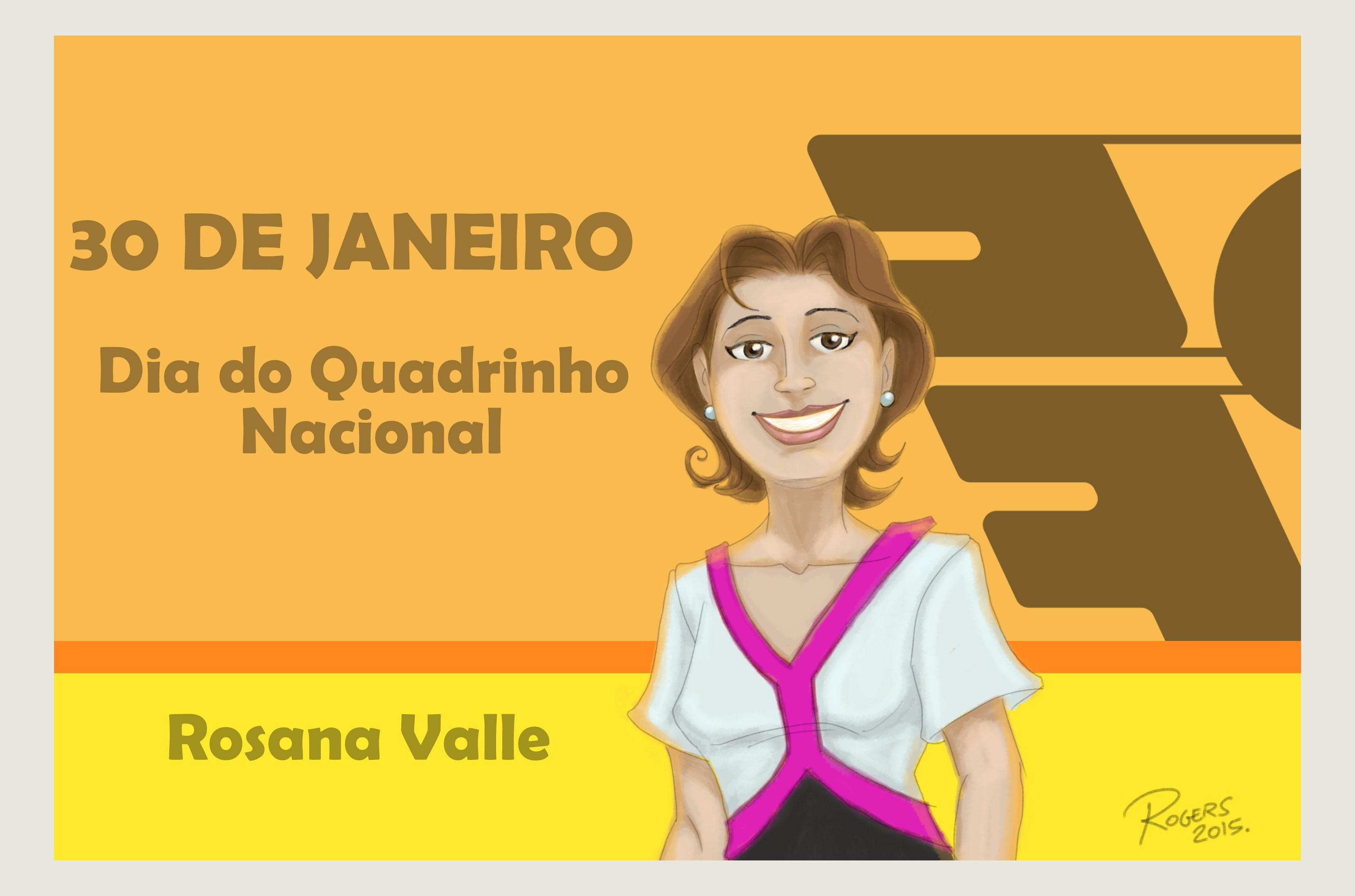 30 de janeiro - Dia do Quadrinho Nacional (Foto: Rogers Lima Saccani)