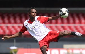 Kelvin São Paulo (Foto: Rubens Chiri / site oficial do São Paulo FC)