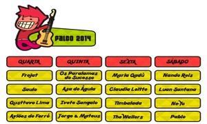 Festival de Verão completa grade musical com atrações internacionais