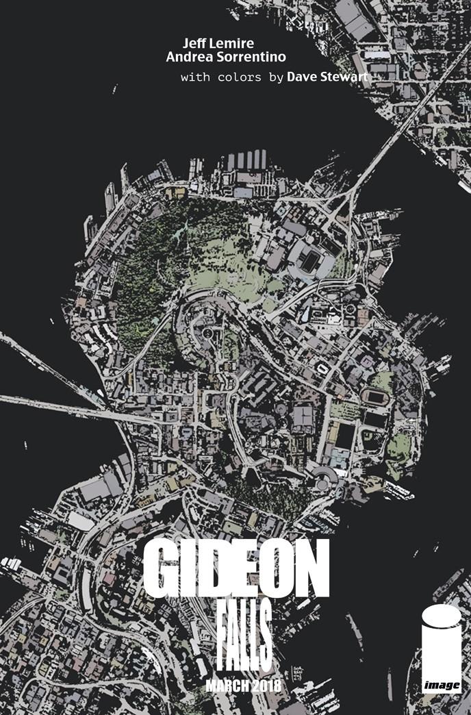 Gideon Falls (Foto: Divulgao)
