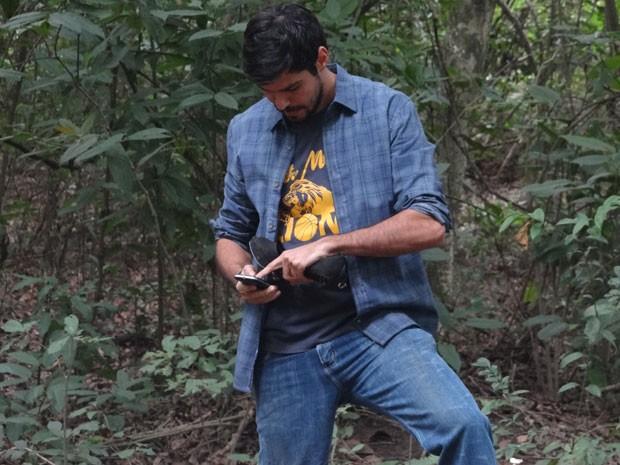 Cobrade tá deixando muitas pistas pelo caminho (Foto: Gshow)