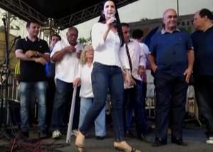 Gisele Palhares  (Foto: TV Globo)