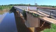 Obras na ponte Benedito Figueiredo devem começar em abril