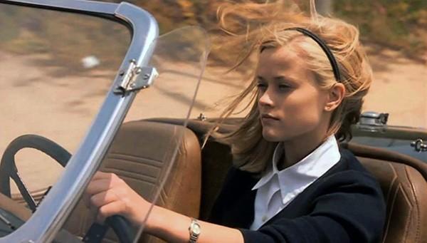 Reese Witherspoon em 'Segundas Intenções' (1999), quando tinha 22 anos (Foto: Divulgação)