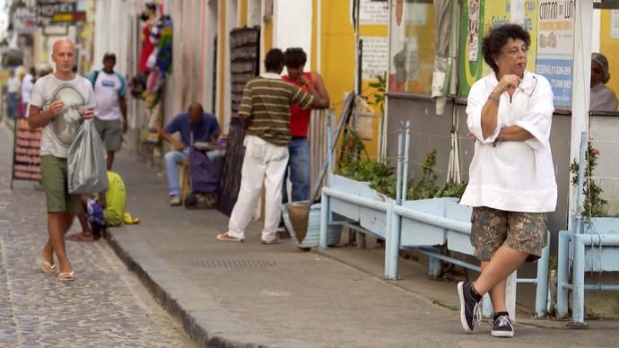 Documentário conta a trajetória do artista baiano Edvaldo Souza, o Edy Star (Foto: TV Bahia)