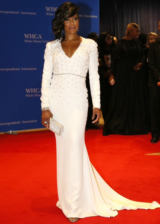 White House Correspondent's Dinner - Regina King (Foto: Getty Images)