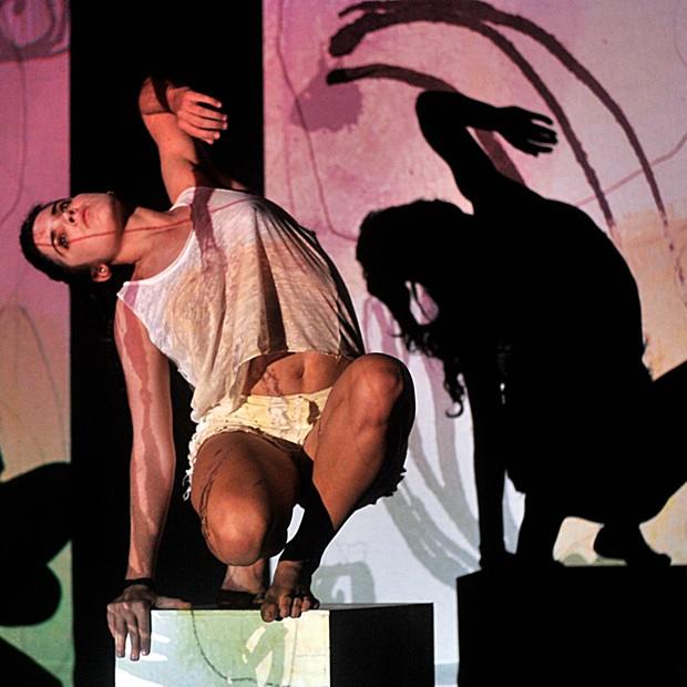 """""""Art of Movement"""", com Flavia Ramirez (Foto: Billy Cowie)"""