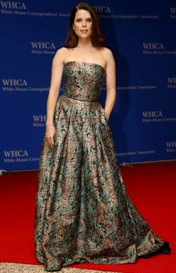 White House Correspondent's Dinner - Neve Campbell (Foto: Getty Images)