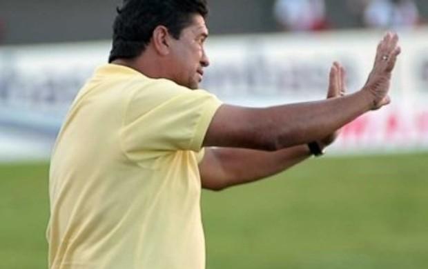 Lourival Silva, técnico do Atlético de Cajazeiras (Foto: Divulgação )