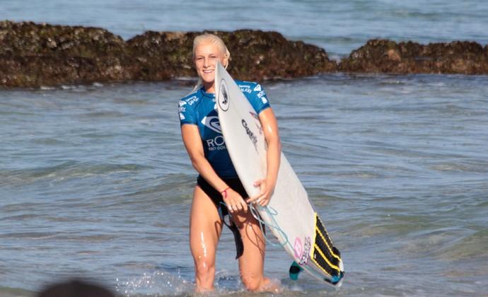 Tatiana Weston-Webb, surfe (Foto: Luciana Pinciara / Motion Photos)