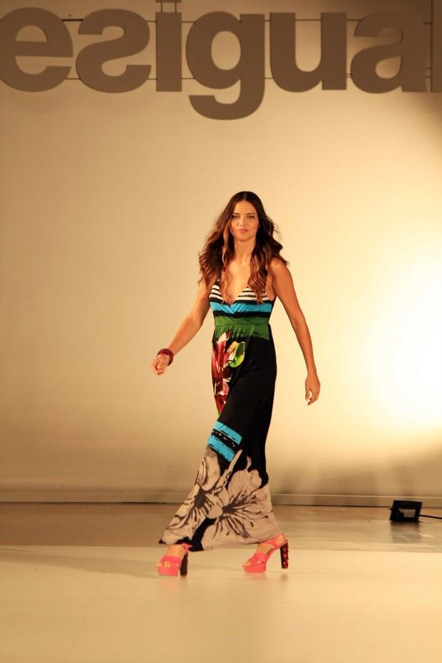 Adriana Lima (Foto: Luiz Carlos Wessler / AgNews)