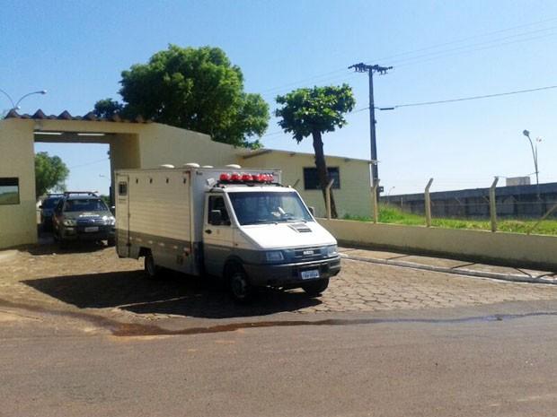 Conhecido como Cansado, Fabiano da Silva foi condenado a mais de 36 anos de prisão (Foto: Mariane Peres/G1)