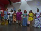 Desfile em Salvador reúne mulheres em tratamento contra obesidade