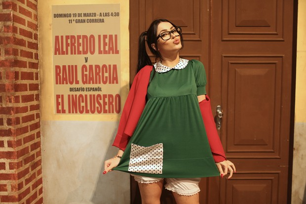 Claudia Alende (Foto: Iwi Onodera/EGO)