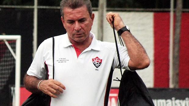 Ricardo Silva em treino do Vitória (Foto: Divulgação/EC Vitória)