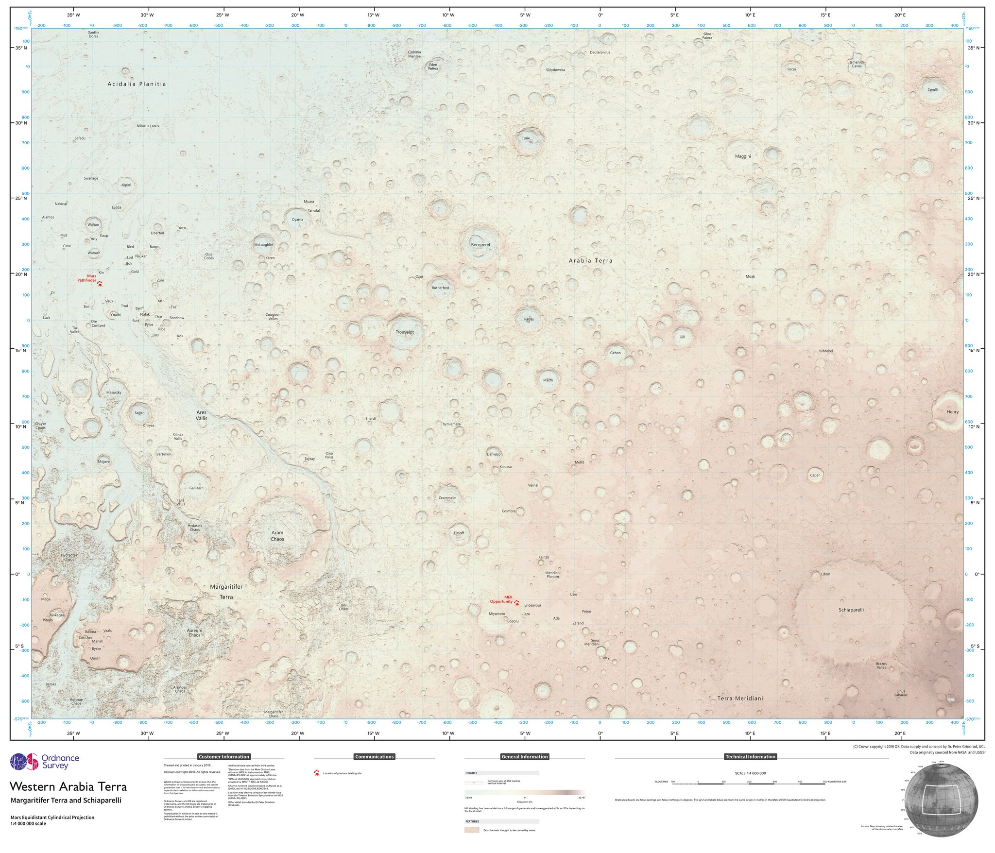 mapa (Foto: Flickr/Ordnance Survey)