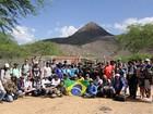 Fotógrafos fazem expedição ao Pico do Cabugi, no interior do RN