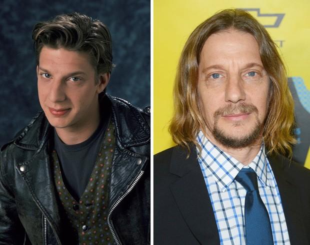 Michael Stoyanov era Anthony Russo, o irmão mais velho de Blossom, um ex-viciado em drogas (Foto: Reprodução)