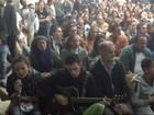 Emoção marca missas em memória de alunos mortos na Mogi-Bertioga