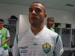 Atacante Felipe Alves do Cuiabá (Foto: Assessoria/Cuiabá Esporte Clube)