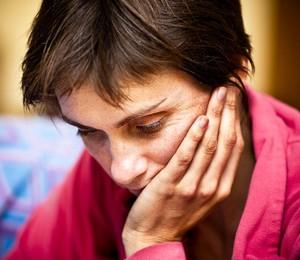 Mulher estressada  (Foto:  Shutterstock)