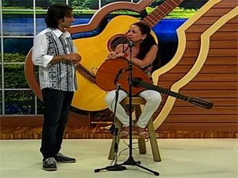 Márcio de Camillo está a frente do programa Meu MS. (Foto: Reprodução/TVMO)